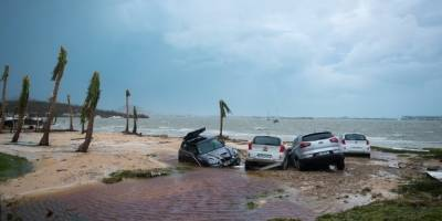 Devastación en el Caribe por el huracán Irma