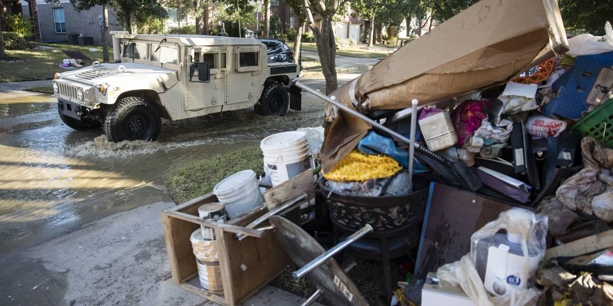 EE.UU. aprueba $15.300 millones para víctimas de desastres