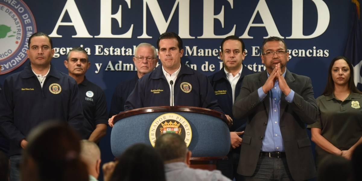 Puerto Rico recibe ayuda federal por Irma