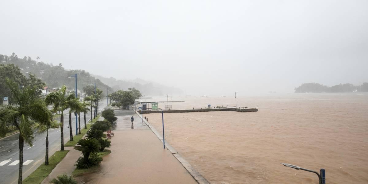 Acuden a ayudar a islas devastadas por Irma