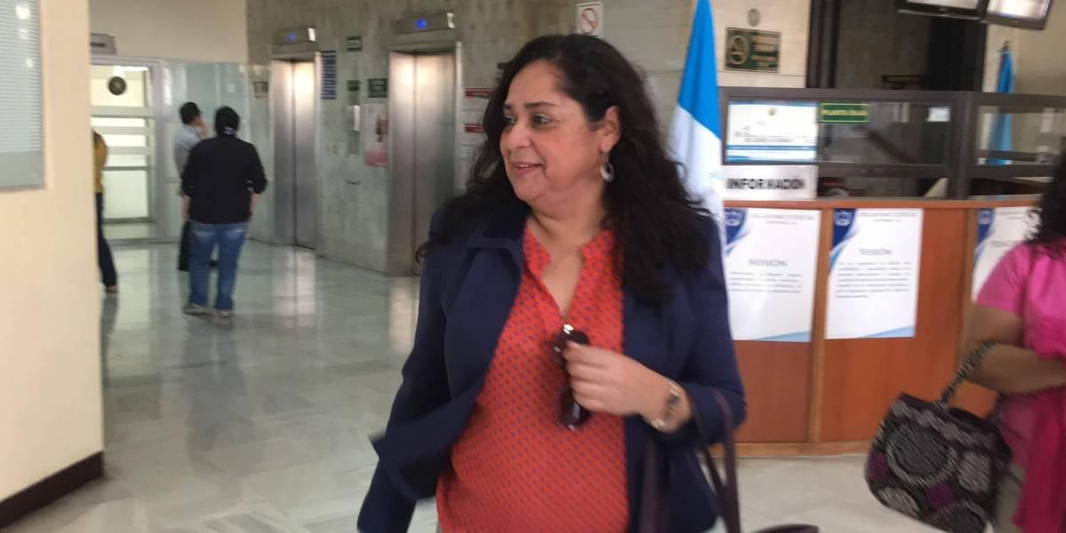 VIDEO. Jueza condenada por lavado acude a Tribunales
