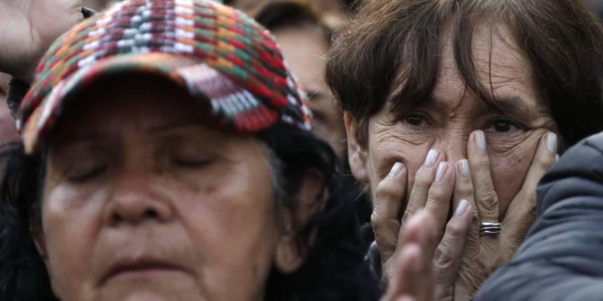 El quinto discurso del papa estuvo dirigido a la unión de los colombianos