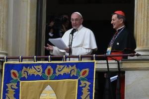 Discurso del papa Francisco en Colombia