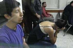 Detenidos por agredir a niño