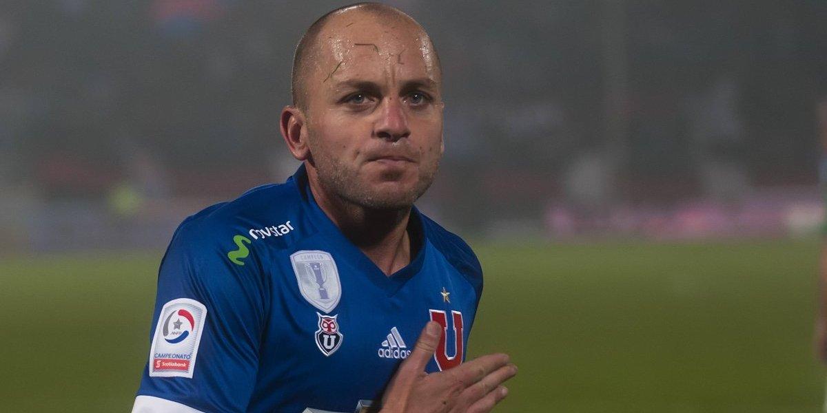 """La U sigue pensando en grande: """"Nuestro objetivo es el bicampeonato y la Copa Chile"""""""