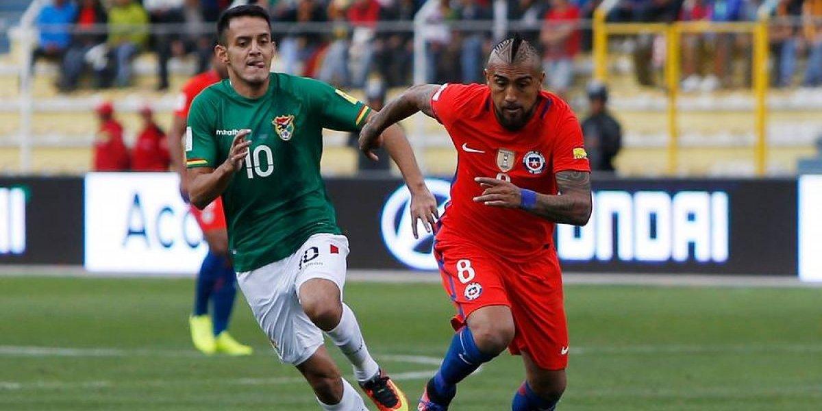 """Figura de Bolivia disparó contra Vidal: """"Su comportamiento no es bueno como imagen para su país"""""""