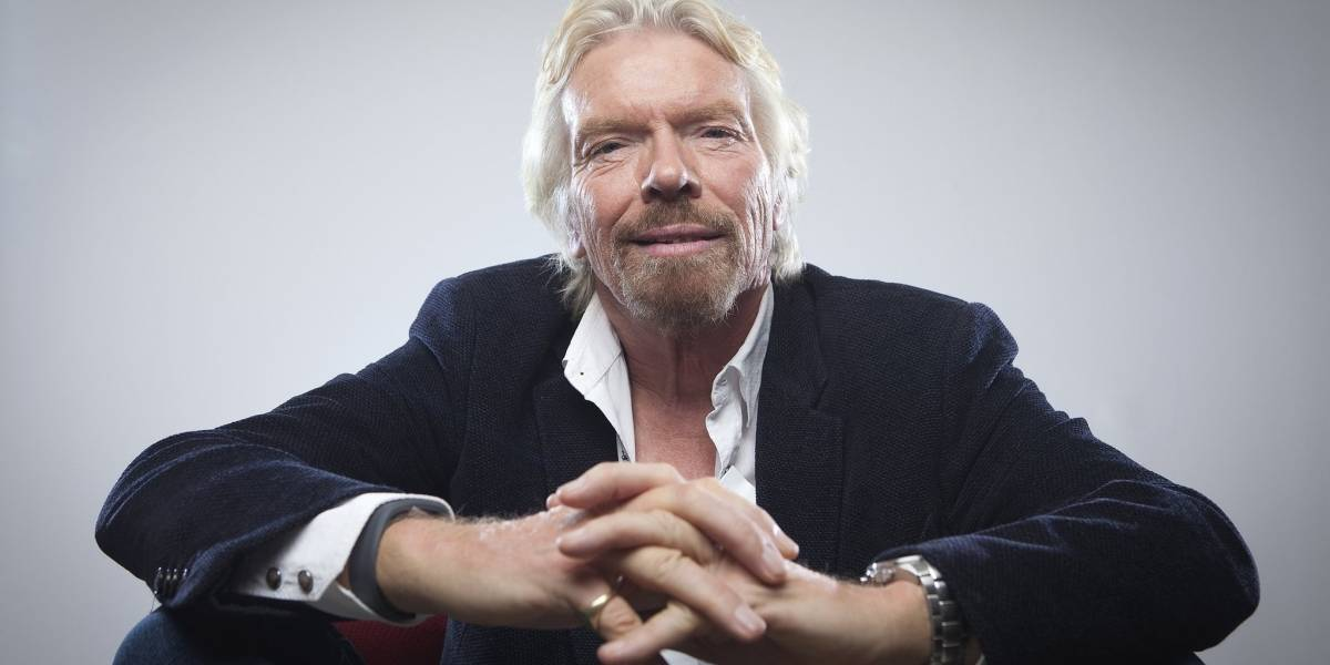 Richard Branson se salvó de Irma rodeado de botellas de vino