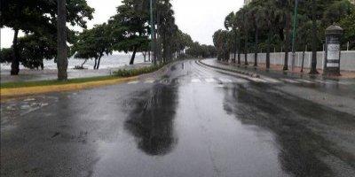 Irma llega a República Dominicana y destroza todo a su paso — VENEZUELA