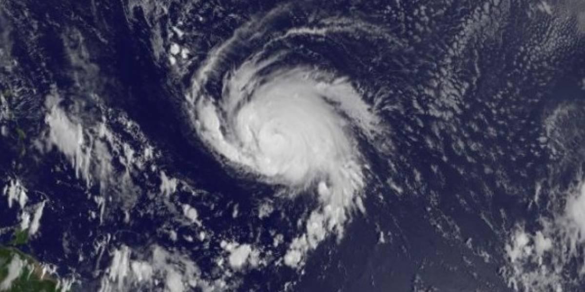 Huracán José pasa al norte de Puerto Rico sin causar problemas