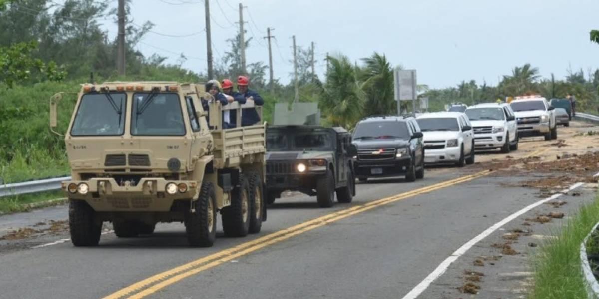 El paso de Irma por Puerto Rico en cifras