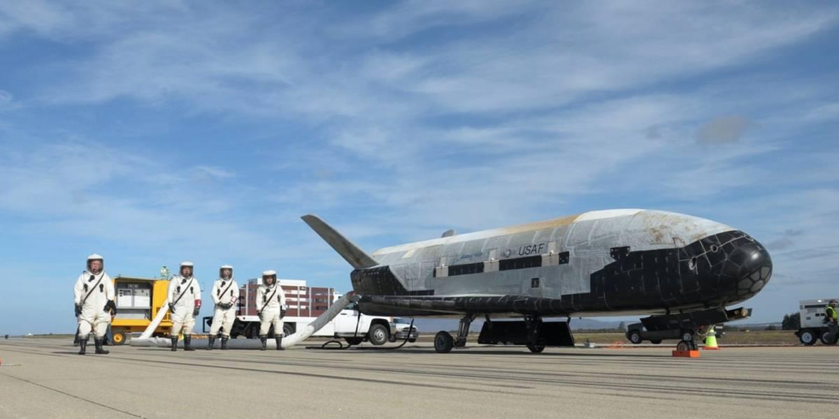 SpaceX lanza nave espacial supersecreta