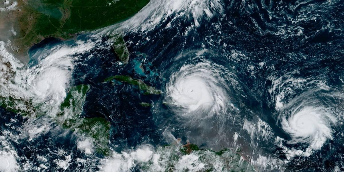 Irma azota Islas Turcas y Caicos