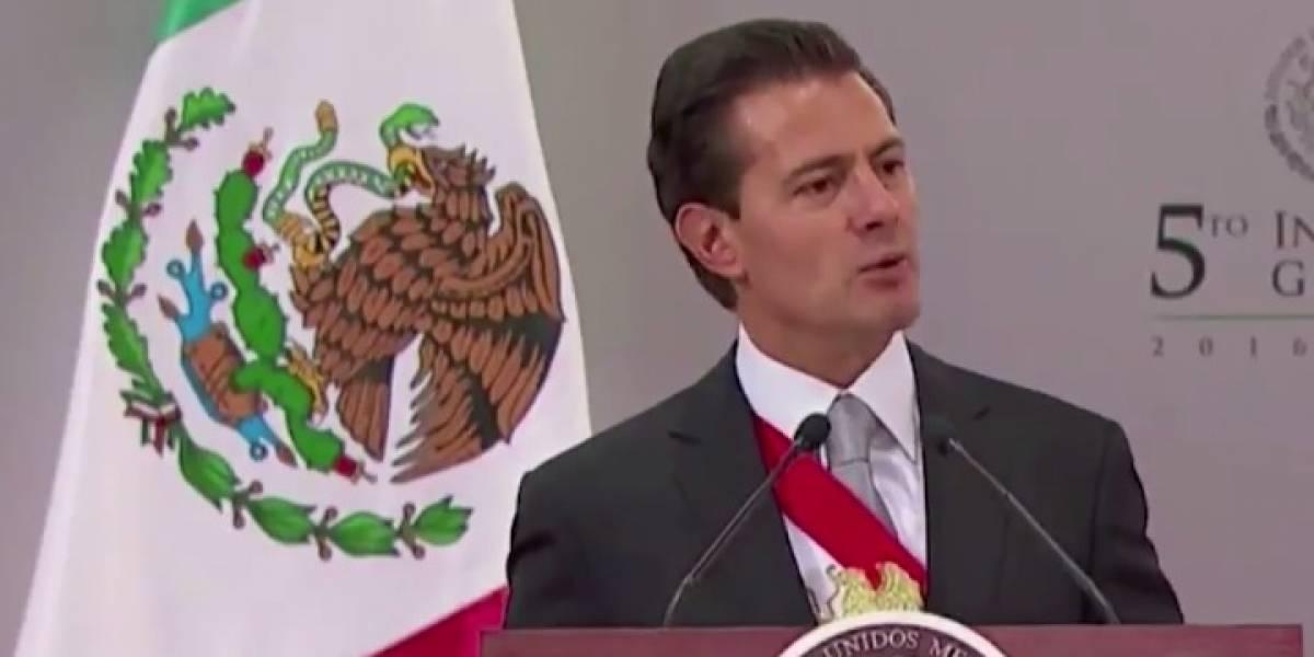 Peña Nieto presentará una iniciativa para regular a las fintech