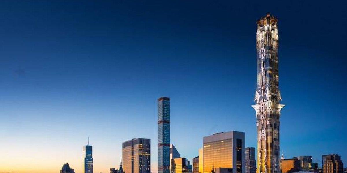 """Rascacielos inspirado en """"Game of Thrones"""" estremecerá arquitectura de Nueva York"""