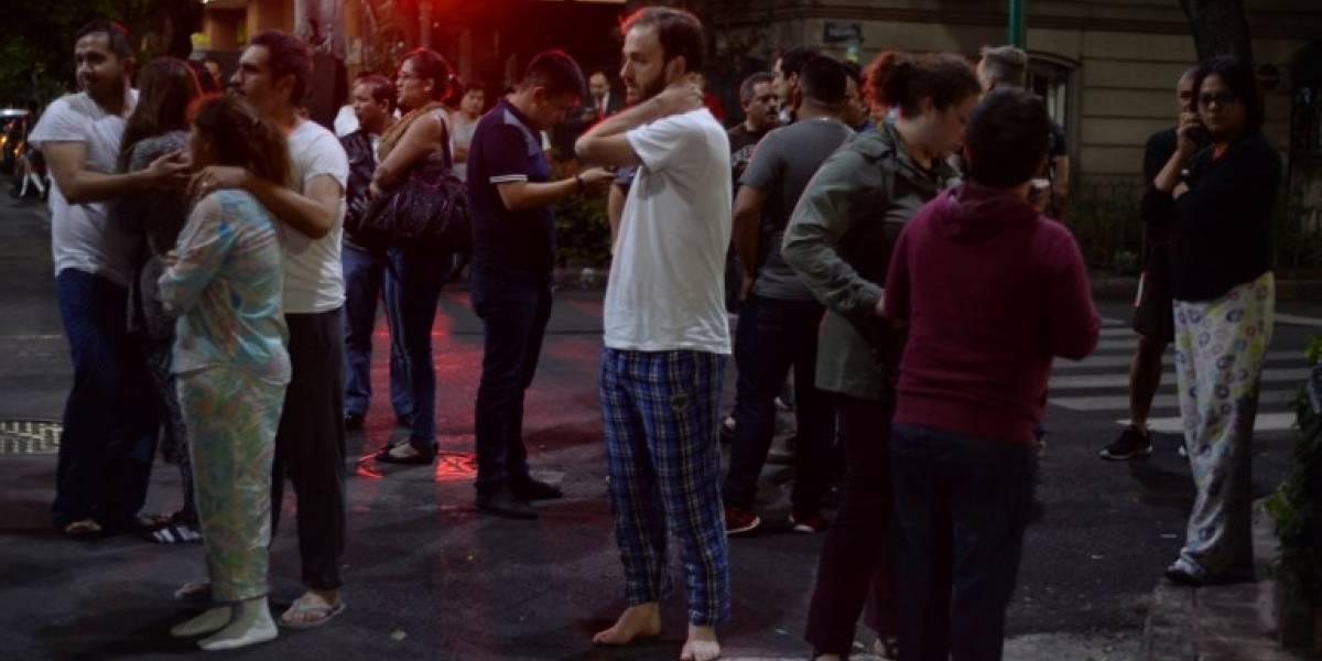 """Relato desde la zona cero del terremoto: """"En Chiapas fue un minuto que me pareció interminable"""""""