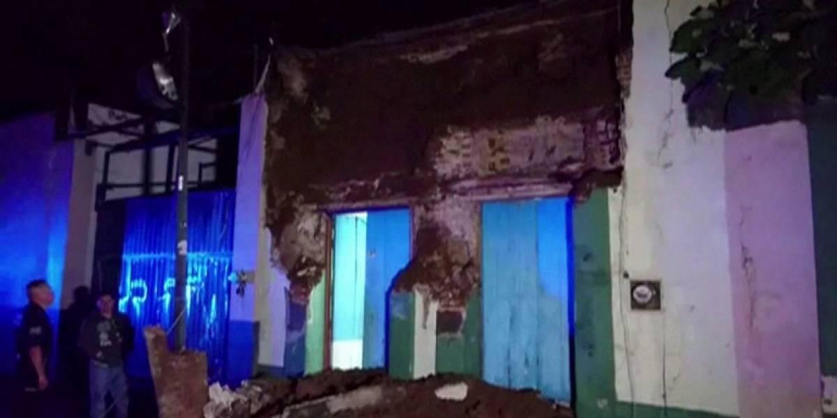 """""""Ofrezco nuestra colaboración en lo que necesiten"""": el mensaje de Bachelet a México tras devastador terremoto"""