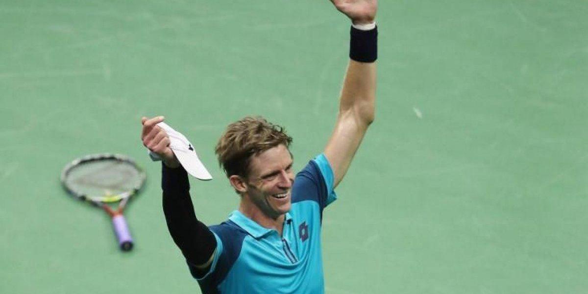 El sorprendente Anderson derrotó a Carreño Busta y se metió en la final del US Open