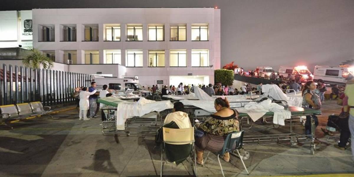 Terremoto de 8,1 en México se une a la lista de los sismos más poderosos de los últimos 30 años