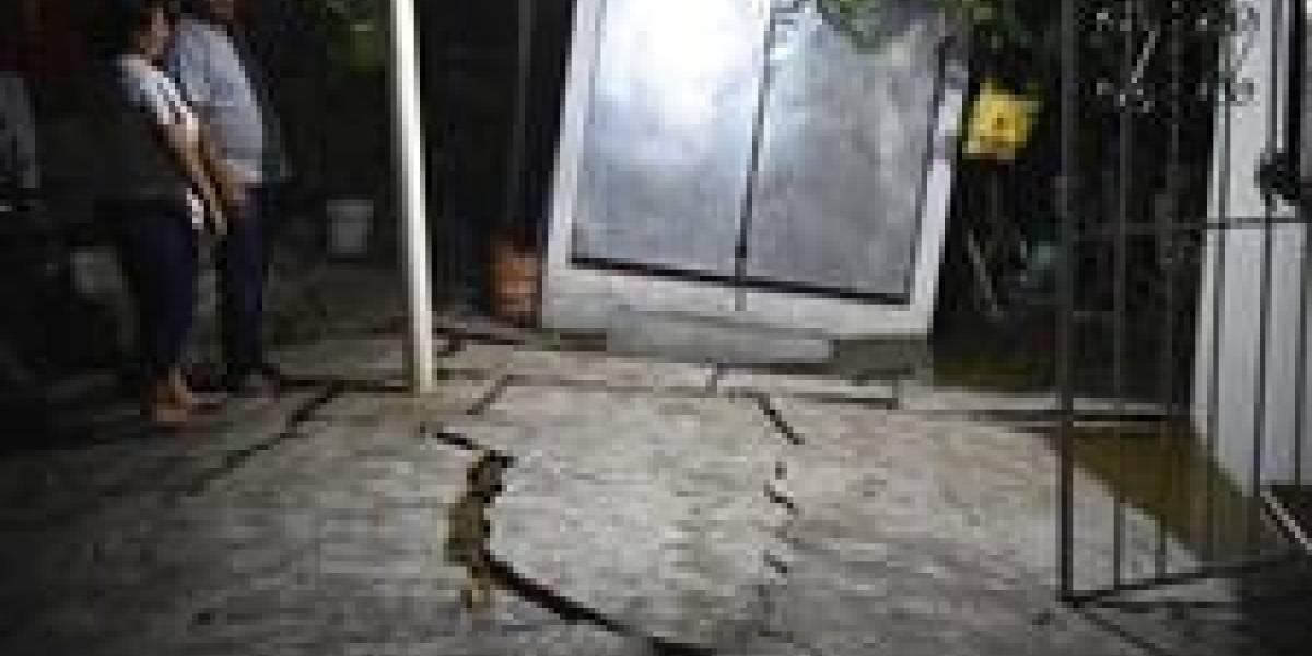 32  muertos en el sur de México por fuerte terremoto de 8.2