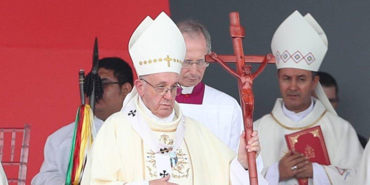 Cartagena celebra día de DD.HH. en víspera de visita del papa