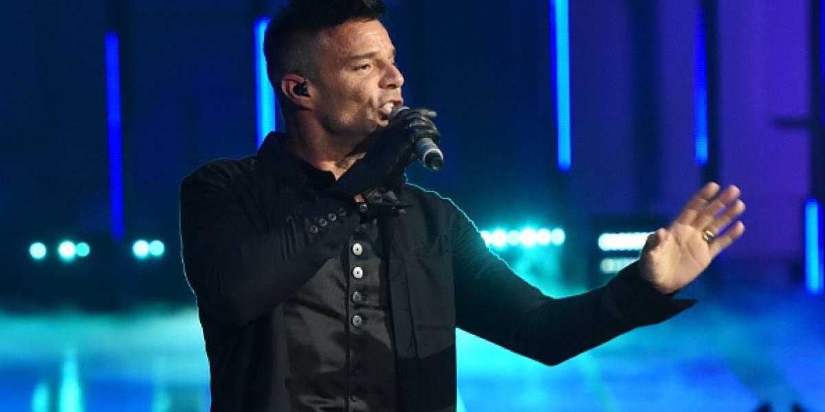 ¡Toda una fiesta! Así fue el concierto de Ricky Martin y Natti Natasha en Cuenca