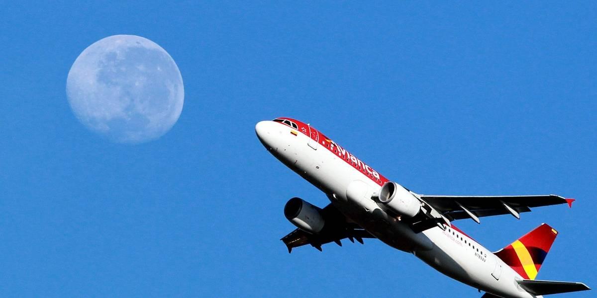 Avianca suspende venta de tiquetes aéreos por huelga de pilotos