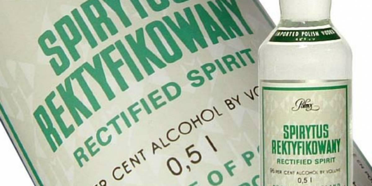 Estas son las 15 bebidas alcohólicas más fuertes del mundo