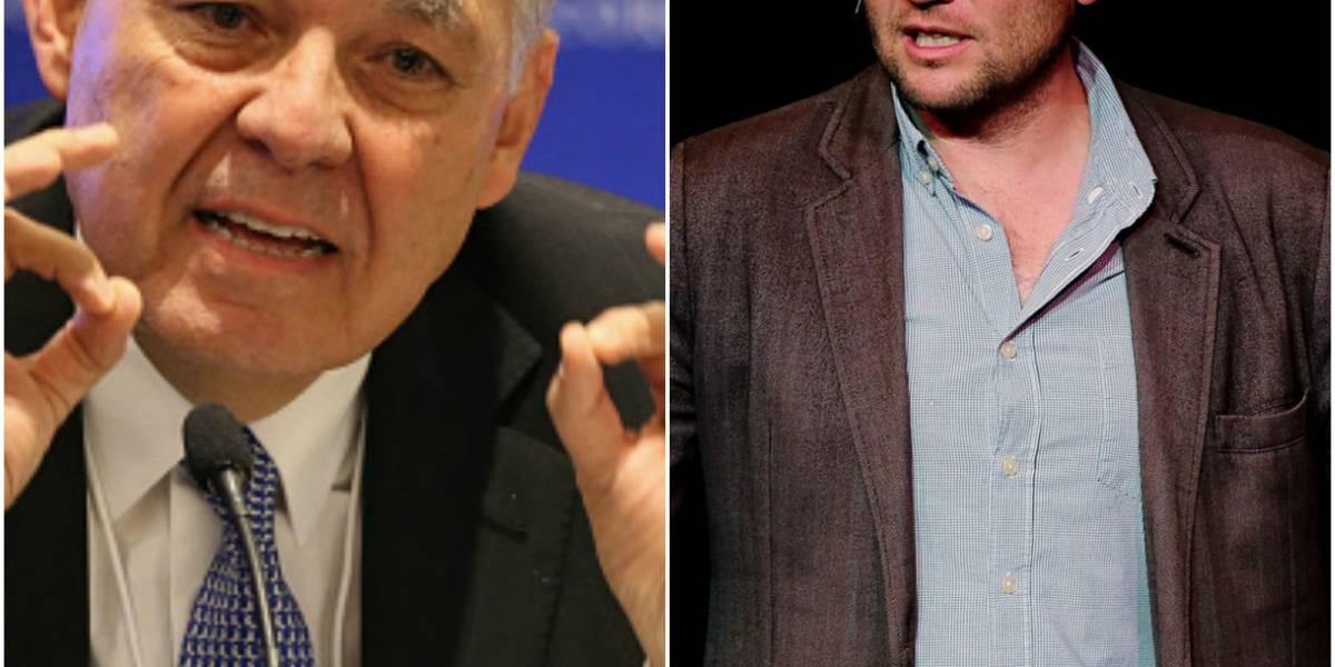 Así fue el enfrentamiento por Twitter entre Daniel Samper y Alejandro Ordóñez por un tema del papa