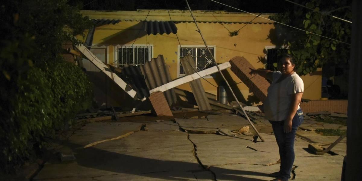 VIDEO. Impactantes imágenes del sismo en México que ha dejado al menos 32 muertos