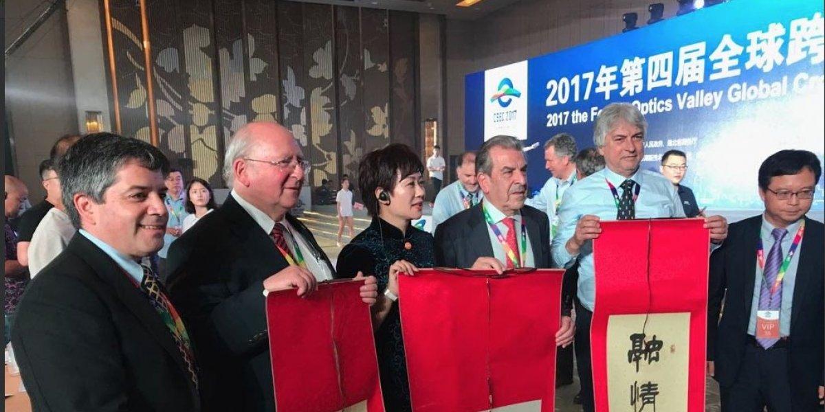 """""""ChileWeek"""" estrechó los vínculos comerciales y culturales con China"""