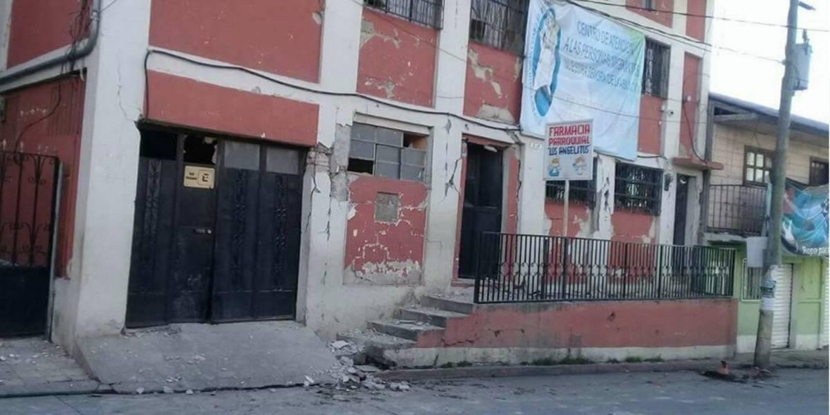 """Fiscal Sandoval: """"La estructura criminal se aprovechó del terremoto de San Marcos para obtener ganancias"""""""
