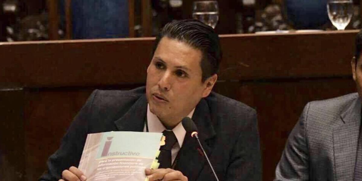 """Schaad: """"Excontadora del partido FCN-Nación rechazó medidas de seguridad"""""""