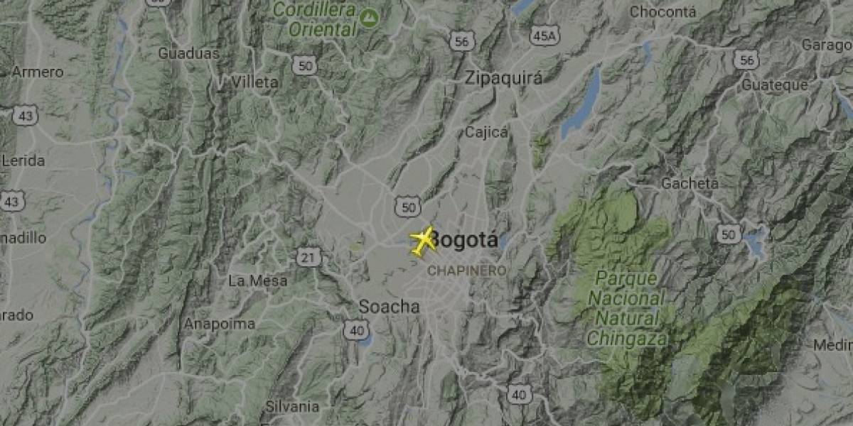 ¡Atención Villavicencio! El papa Francisco ya vuela rumbo a los llanos