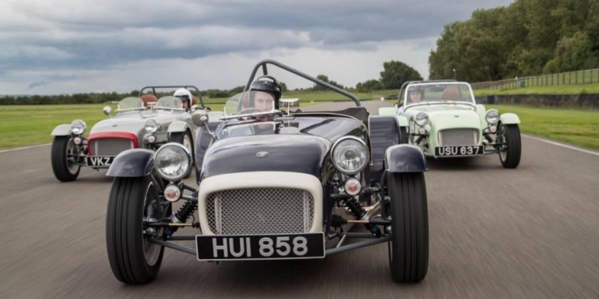 Caterham celebra sus 60 años con una edición limitada del Seven