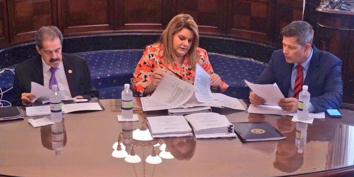 Se reúne el Caucus Congresional para el Desarrollo Económico de Puerto Rico