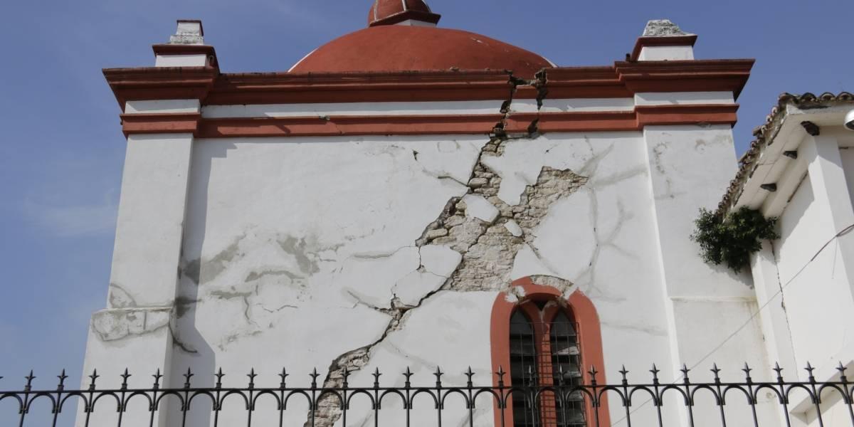 Ya son 38 los muertos tras el sismo magnitud 8.2; la mayoría en Oaxaca
