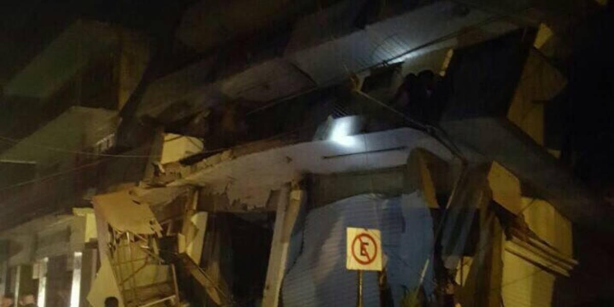 61 muertos deja sismo — Luto nacional