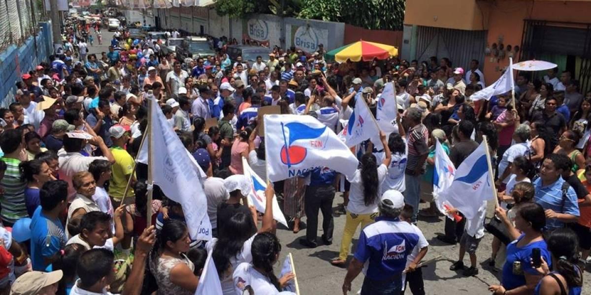 FCN-Nación paga multa al TSE
