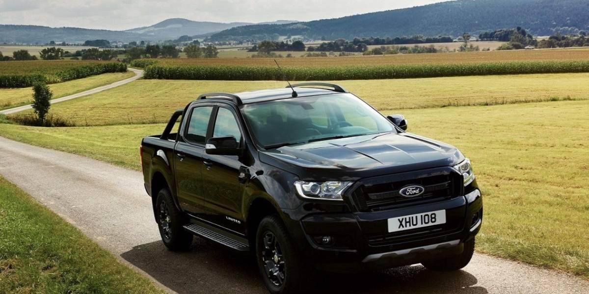 La Ranger Black Edition lidera las novedades de Ford en Frankfurt