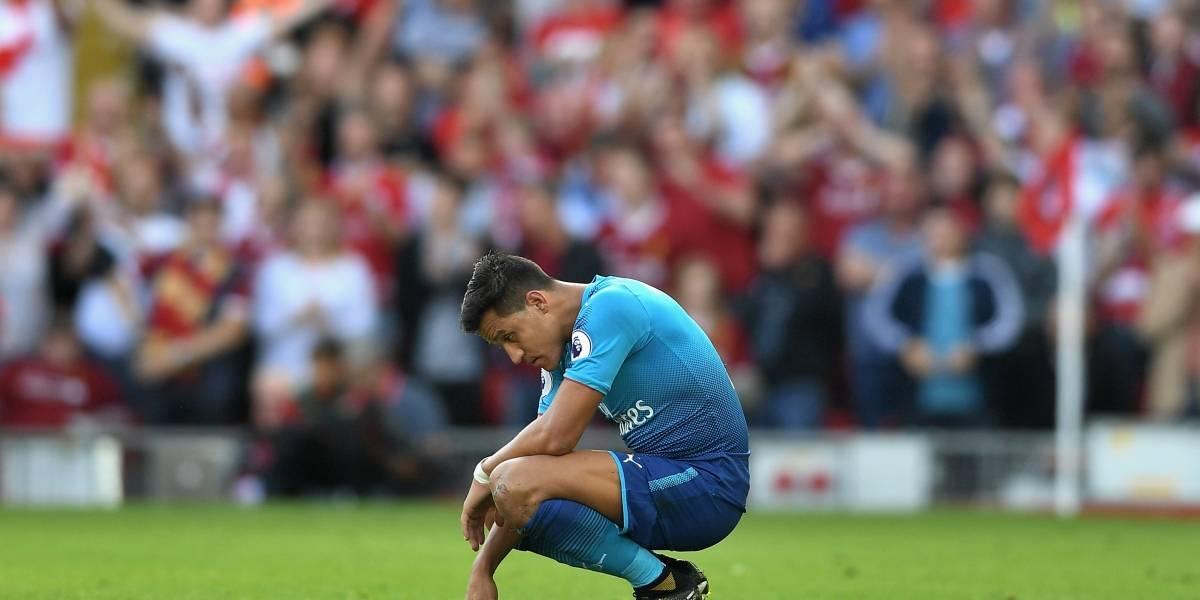 El complejo panorama que le espera a Alexis Sánchez esta temporada en Arsenal