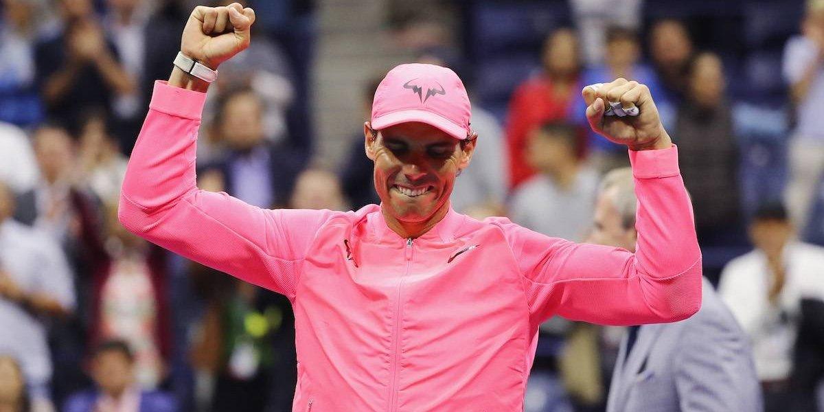 US Open: Nadal parte como candidatazo ante Anderson