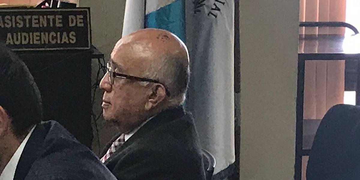 Ligan a proceso a exmagistrado de la CSJ por favorecer a Baldetti en 2014
