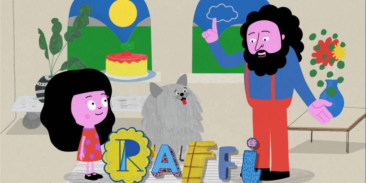 Raffi, la serie animada que enseñará sobre la vida sana