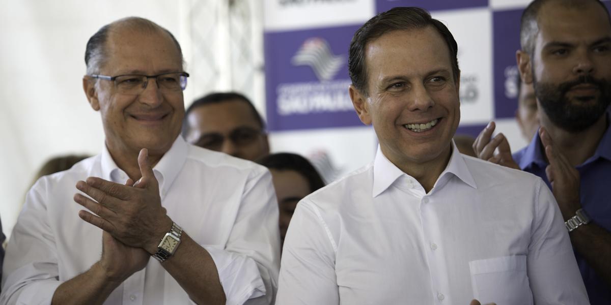 Doria defende que PSDB lance Alckmin à Presidência da República dia 9