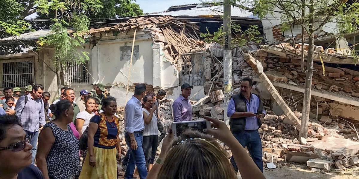 Se registra sismo leve al sur de la Ciudad de México