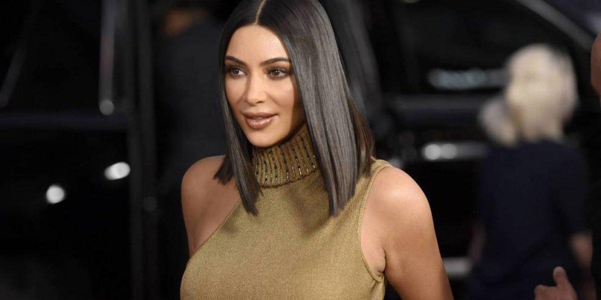 VIDEO. Así reaccionó Kim Kardashian luego de ver sus fotos con celulitis