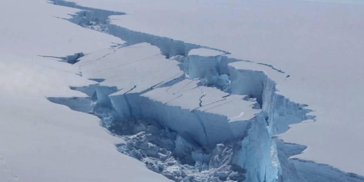 Larsen C: Glaciólogo revela qué pasó y dónde está el gigantesco iceberg que cambió la forma de la Antártica