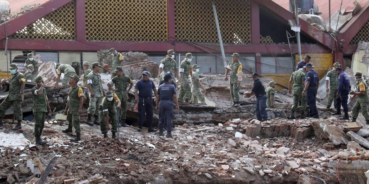 Aumenta número de fallecidos por el terremoto en Ciudad México