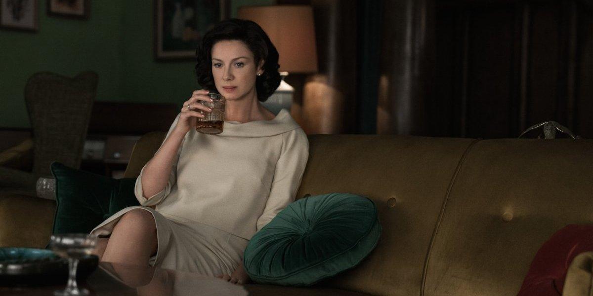 """Actriz explica la razón de que las escenas sexuales de """"Outlander"""" son """"tan buenas"""""""