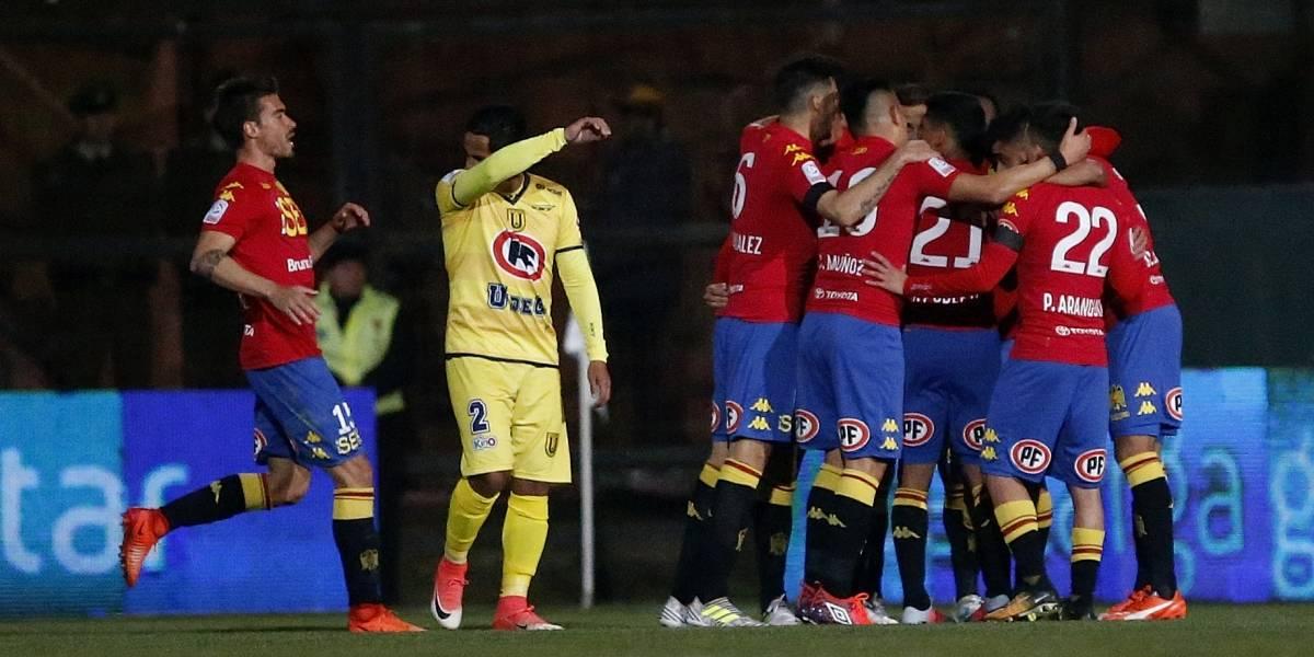 Unión Española abrirá una nueva fecha del Torneo de Transición
